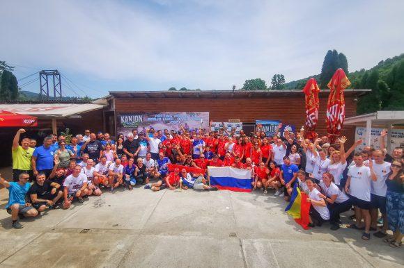 Успјешно завршен Свјетски куп у рафтингу: Руси најбољи, бањалучки Дајак клуб трећи
