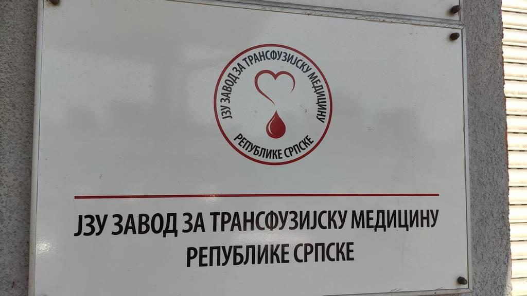 Извор: Завод за трансфузијску медицину Републике Српске