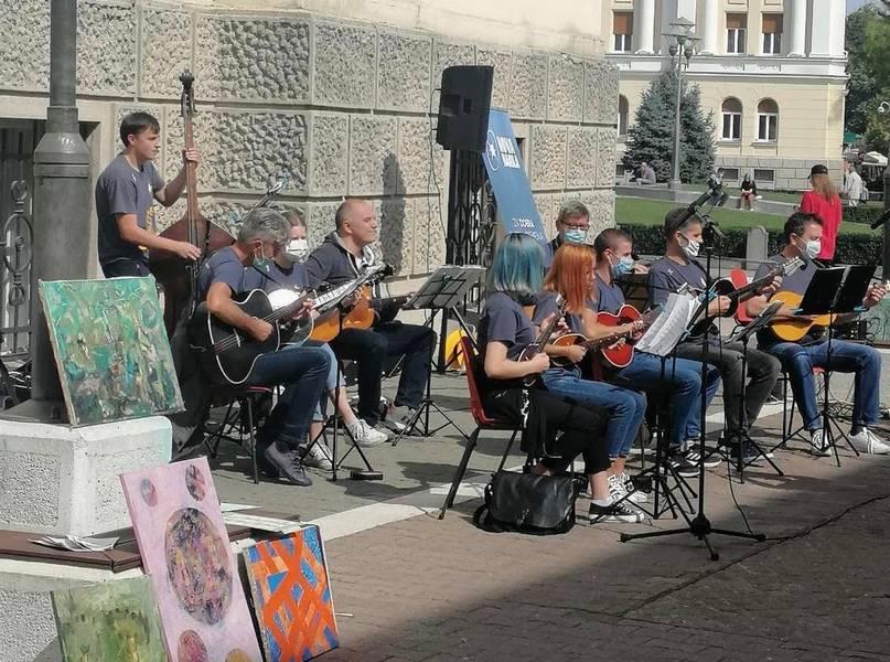 Фото: Градски тамбурашки оркестар