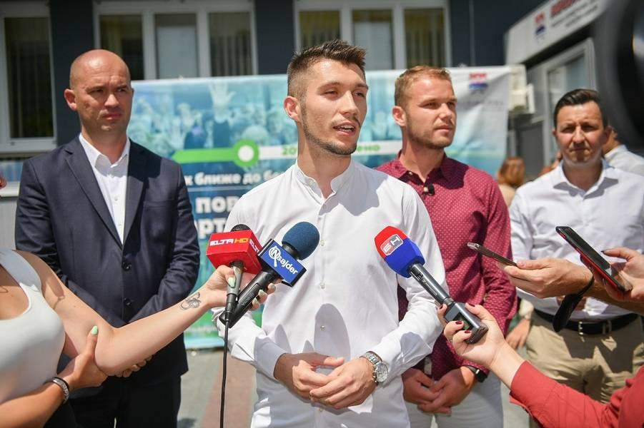 Bojan Kresojević (foto: A. Čavić)
