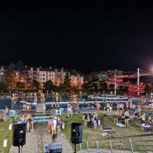 """Ноћно купање на """"Аквани"""" и овог четвртка"""
