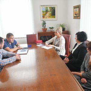 Састанак са представницима Срба из Баније