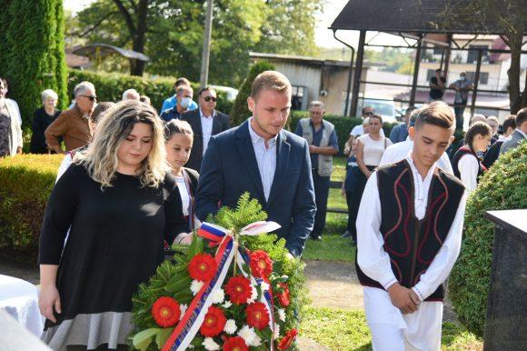 Pomen za poginule borce sa područja Piskavice