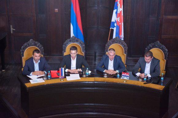 Sastanak predsjednika Skupštine Grada sa predstavnicima savjeta mjesnih zajednica
