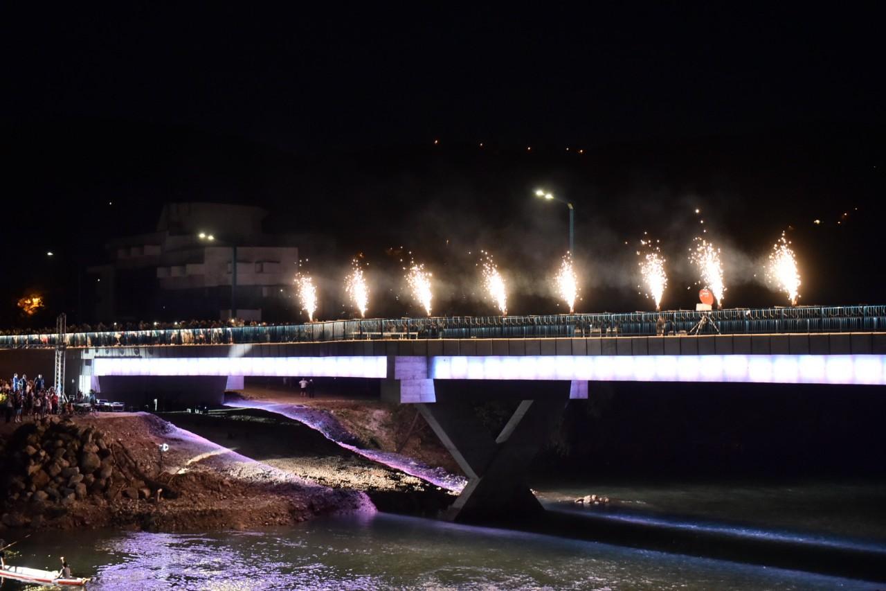 Нови мост на локацији некадашњег Зеленог моста