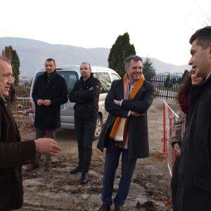 Завршен водовод на Побрђу, почетак радова у Благоја Паровића