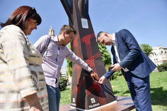 Бања Лука добила соларно дрво