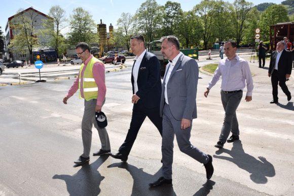 Кружни ток на Ребровцу готов у јуну: Најављени нови пројекти у саобраћају