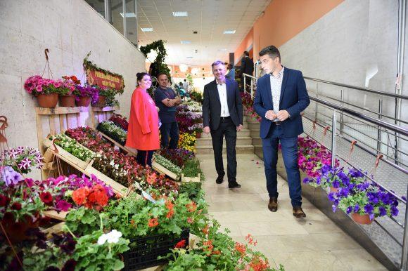 Цвјетна оаза у Дому омладине: Посјетите Фестивал цвијећа
