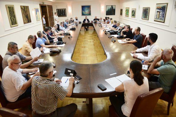 Потписани уговори о суфинансирању чланарина са спортским организацијама