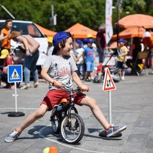 """Почела """"Лоптарија"""": Око 250 дјеце се такмичи у играма спретности"""