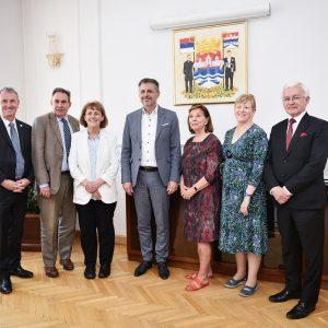 Радојичић са британским посланицима: Кандидатура за ЕПК на врху приоритета