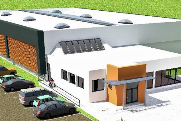 Почиње изградња спортске дворане на мјесту Шопинг центра