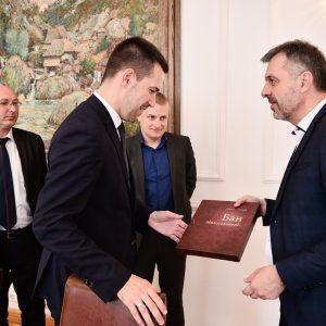 Градоначелници Бање Луке и Краљева о могућностима сарадње