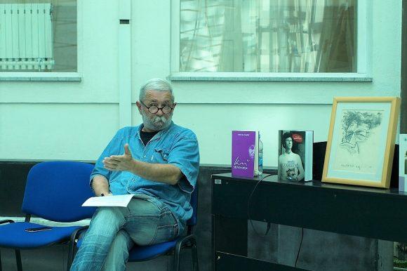 Стојичић представио антологије о Данилу Кишу