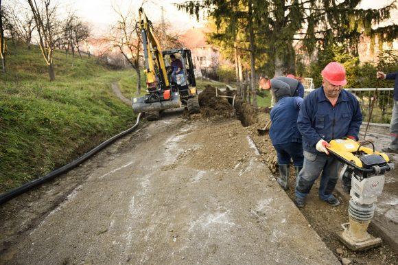 Кренули радови: 32 километра нових водовода