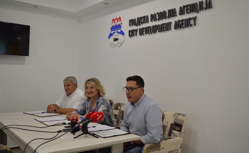 Потписан споразум о сарадњи градских институција