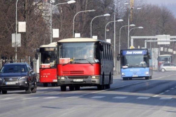 Од понедјељка зимски ред вожње у јавном превозу