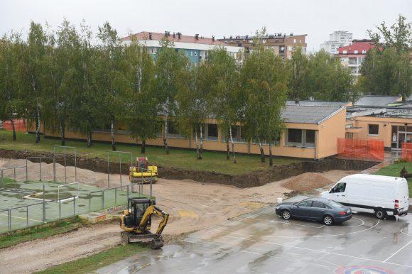 Почела доградња школе на Старчевици, укида се трећа смјена