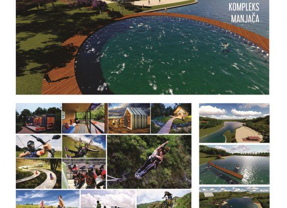"""Представљен пројекат """"Мањача као туристичко – рекреативни комплекс"""""""