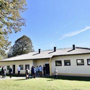 Обновљена подручна школа у Агином селу