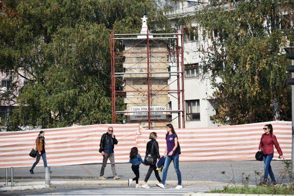 Почела санација споменика палим борцима НОР-а