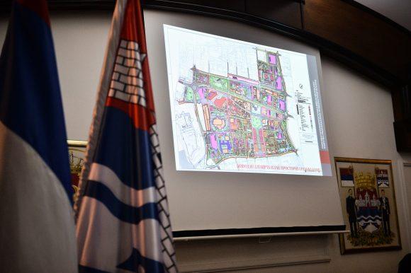 Јавна расправа о плану за нови изглед центра града
