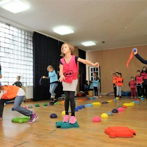 Započeo projekat besplatnih sportskih sekcija