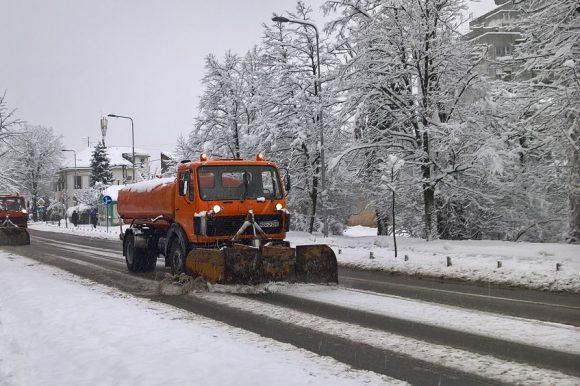 Zimska služba na terenu: Putevi prohodni