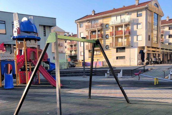 """""""Грађанска патрола"""": Oштећена дјечија игралишта"""
