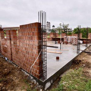 Dobar tempo u izgradnji ambulante na Petrićevcu