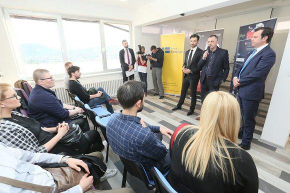 Подршка младим предузетницима: Отворен нови простор Иновационог центра