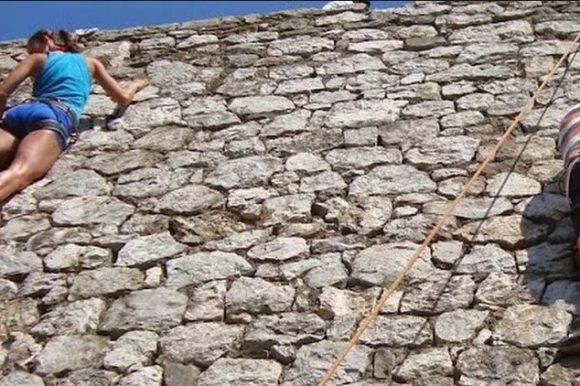 """""""Прољеће у Бањалуци"""": Спортско пењање на зидине Кастела"""