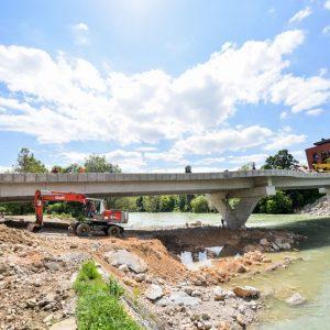Изградња новог Зеленог моста ушла у завршницу