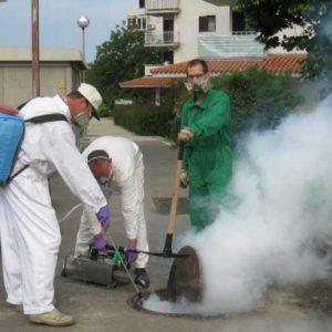 Од сутра уништавање комараца