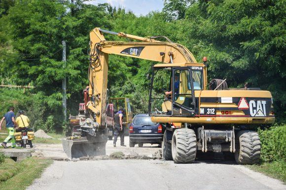 Нови асфалт у Куљанима