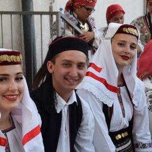 """Отворен Међународни фестивал """"Козара етно"""""""