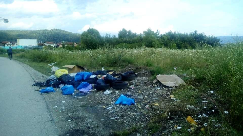 """""""Građanska patrola"""": Uklonjen otpad u Dervišima"""