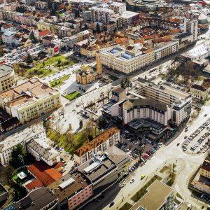 Међународни конкурс за централну градску зону