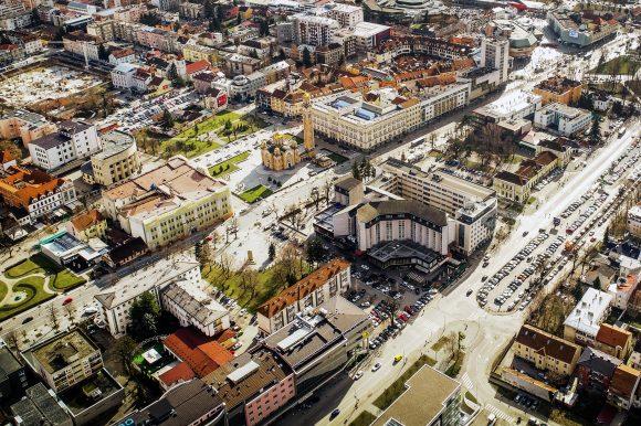 Međunarodni konkurs za centralnu gradsku zonu