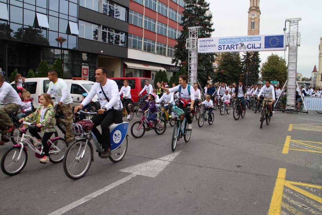 Са прошлогодишње бициклијаде (Фото архива)