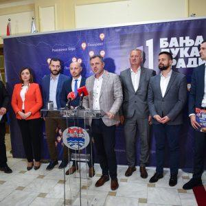 Са Уједињеном Српском о плановима за наредне године