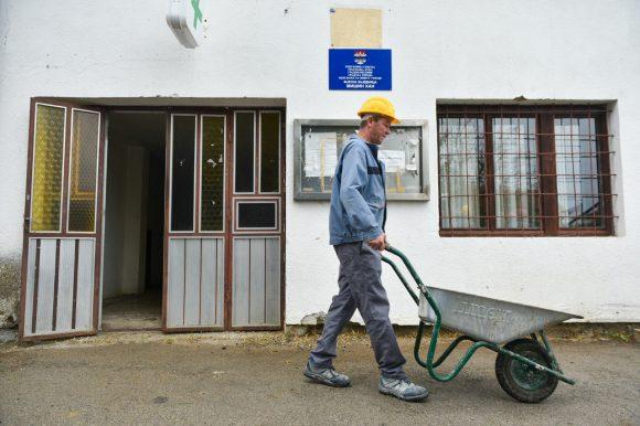 Počela obnova društvenog doma u Mišinom hanu
