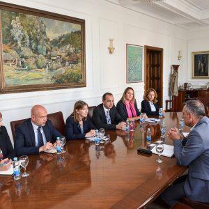 Састанак градоначелника са новом шефицом Мисије ОЕБС-а у БиХ
