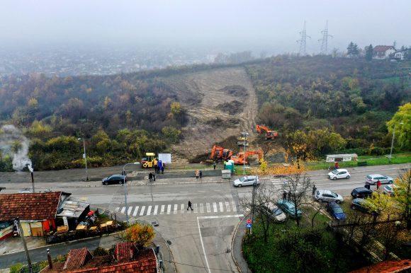 Пројекат од 2,7 милиона КМ: Почела изградња споја Лауша и Паприковца