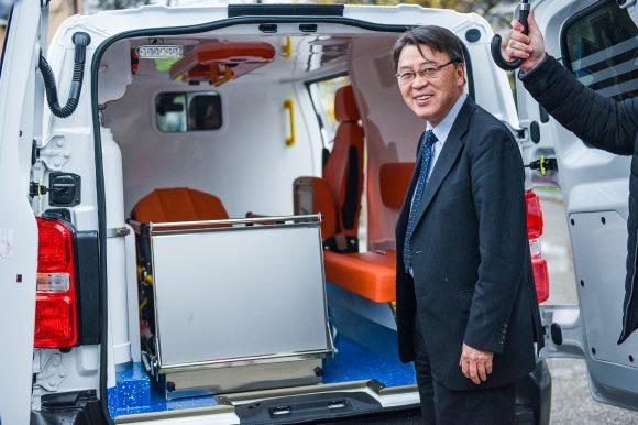 Donacija Vlade Japana: Dom zdravlja dobio dva sanitetska vozila