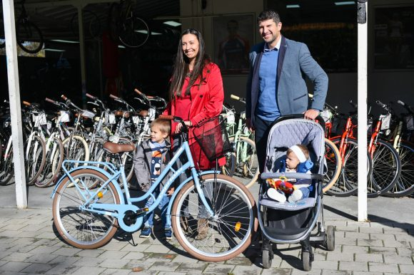 Novi bicikl za najljepšu jesenju fotografiju