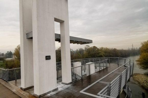 Уређен видиковац на мосту у Новом Борику