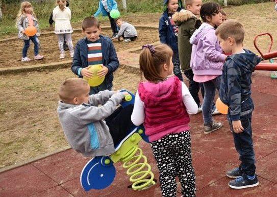 Почела градња игралишта на Лаушу