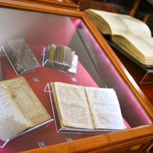 У Гомионици изложени рукописи стари више од 700 година